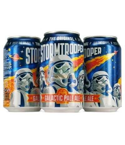 Stormtrooper Galactic Pale Ale Lata 33cl