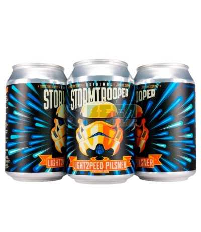 Stormtrooper Light2Speed Pilsner Lata 33cl